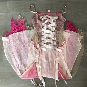 NWT Princess Style Victoria's Secret Chemise